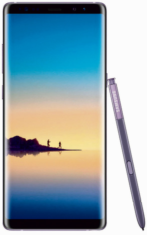 Samsung Note 8: זיהוי כתב יד ()