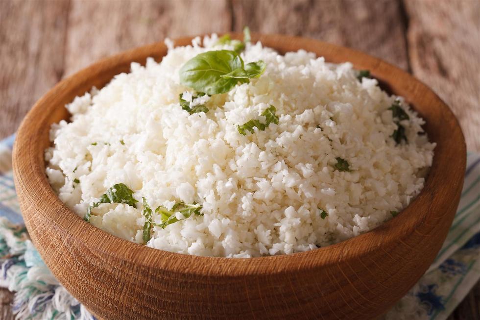 אורז כרובית הוא לא אורז, לא משנה מה תעשו (  ) (  )