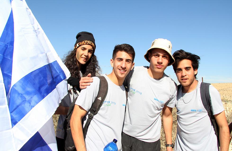 """להבין שוב איזו הזדמנות חברתית יש לחברה הישראלית באמצעות השירות בצה""""ל (צילום: ליזי שאנן) (צילום: ליזי שאנן)"""