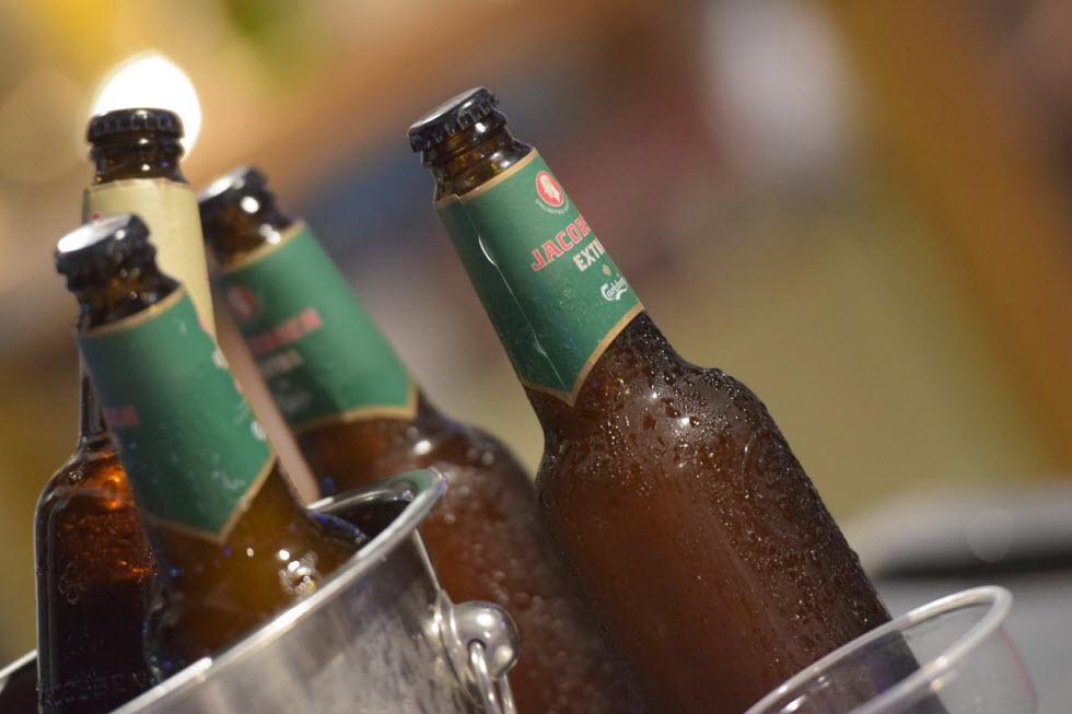 איך אתם אוהבים את הבירה שלכם בחורף?  (צילום: יהודה בן יתח)