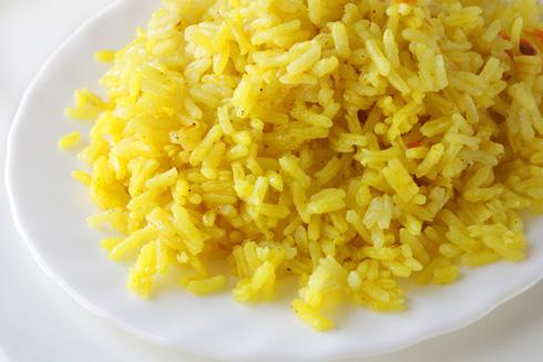 אורז צהוב (צילום: Shutterstock)