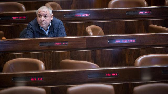 MK David Amsalem (Photo: Knesset)