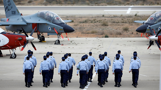 New pilots (Photo: Reuters)