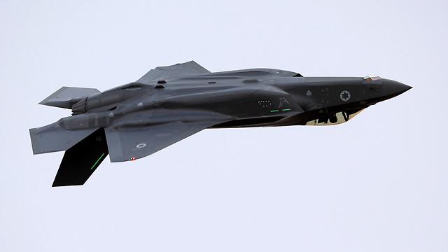 F-35 (Photo: Reuters)