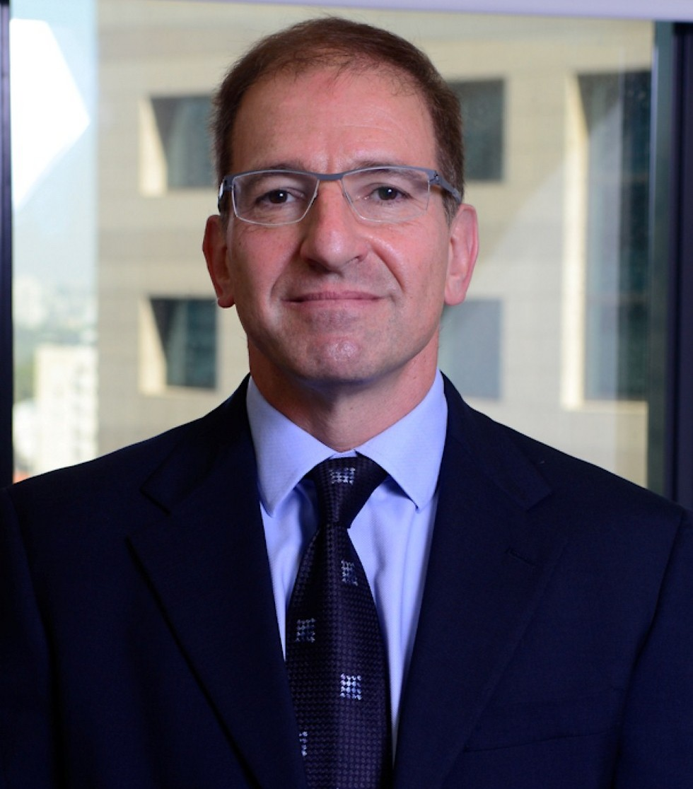 עורך הדין דן חי המייצג את נפתלי (צילום: ערן לוי) (צילום: ערן לוי)