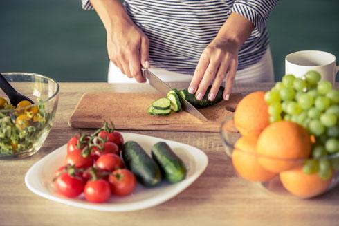 מדריך התזונה האמריקאי לשנים 2015-2020 המליץ עליה כעל דפוס אכילה שראוי לאמץ (צילום: Shutterstock)