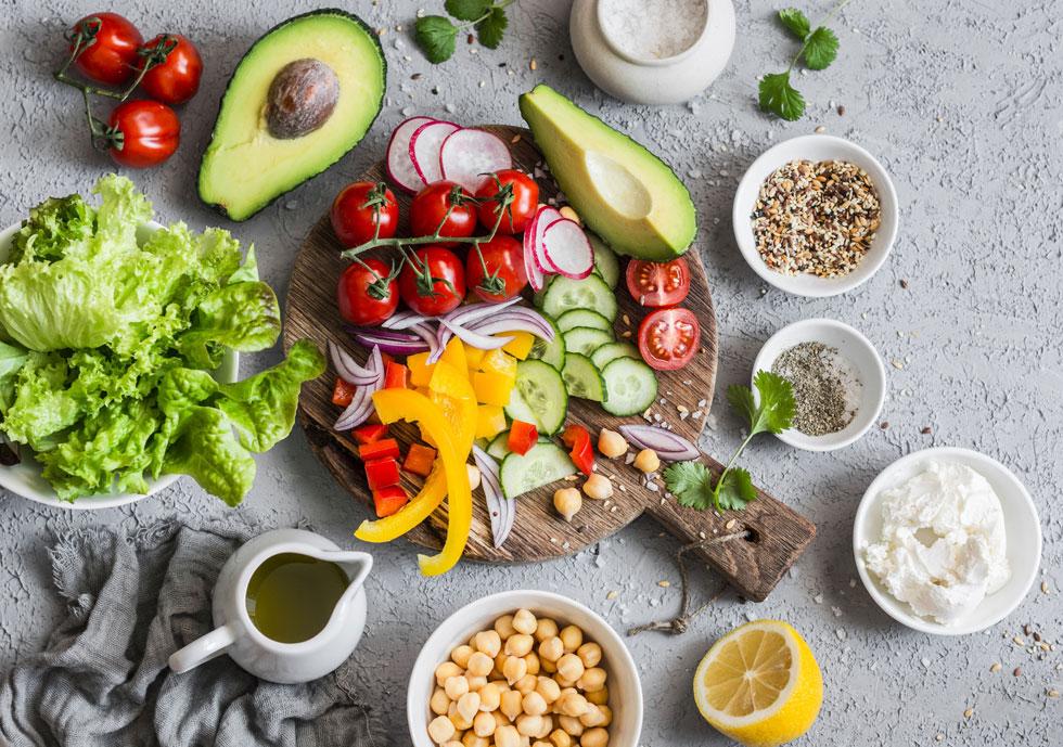 הדיאטה הים תיכונית: לא רק בריאה ומוכחת מחקרית, אלא גם טעימה (צילום: Shutterstock)