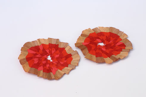 עבודה של ורד בבאי, לתערוכה החדשה (צילום: ורד בבאי)