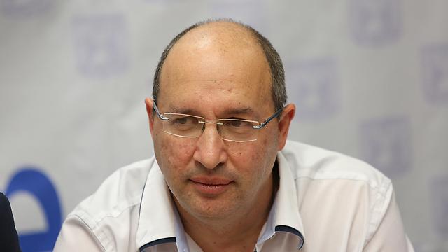 אבי ניסנקורן  (צילום: אלכס קולומויסקי) (צילום: אלכס קולומויסקי)