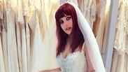 צילום: מאיה בניטה מרקס, עיצוב שמלת כלה: יעקב דוק