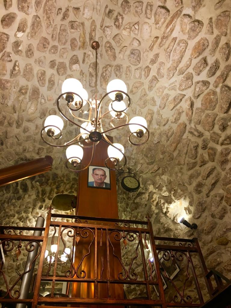 מעוצב כמו בסיפורי האגדות. Shawars bakery (צילום: לין לוי) (צילום: לין לוי)