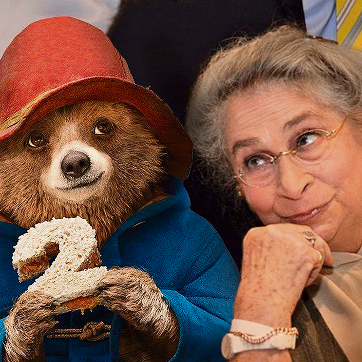 Mrs. Rivlin will provide a voiceover for a character in Paddington 2 (Photo: Lev Cinemas)