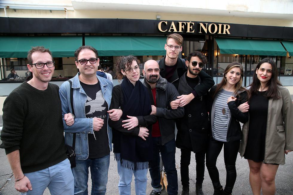 עובדי קפה נואר
