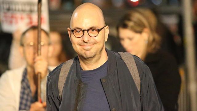Eldad Yaniv (Photo: Moti Kimchi)
