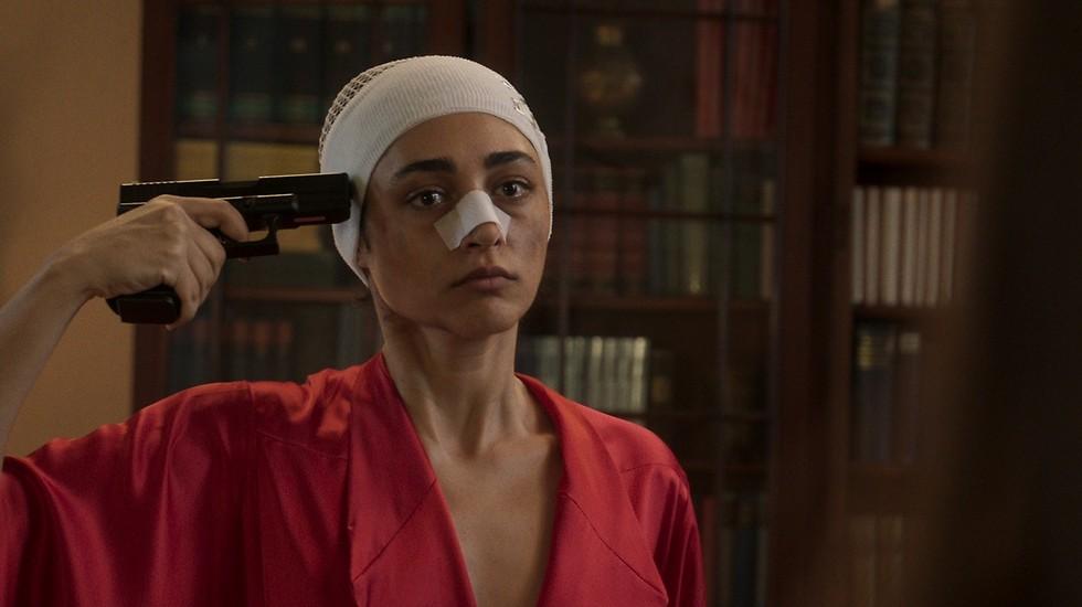 עברה ניתוח פלסטי לטשטוש זהותה או נחבלה קלות באף? (צילום: סבסטיאן אדשמיד) (צילום: סבסטיאן אדשמיד)