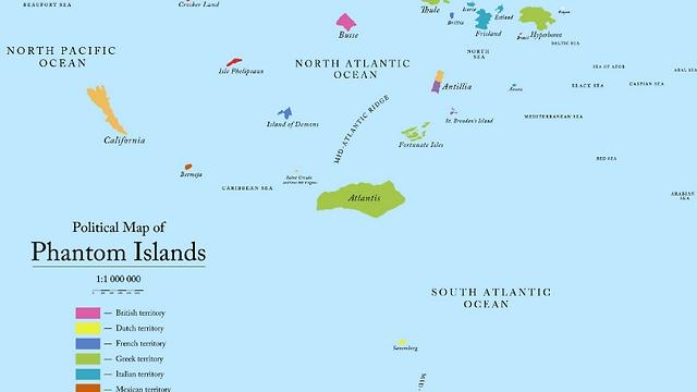 איי רפאים. אגניישקה קוראנט (צילום: מתוך התערוכה)