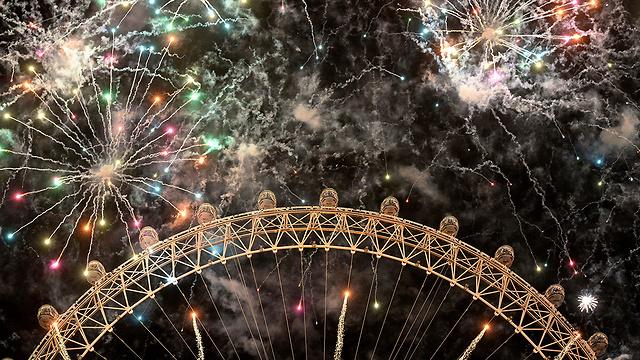 The London Eye (Photo: AP)