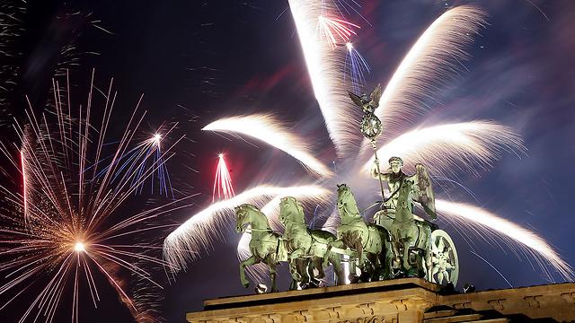 Berlin's Brandenburg Gate (Photo: Getty Images)