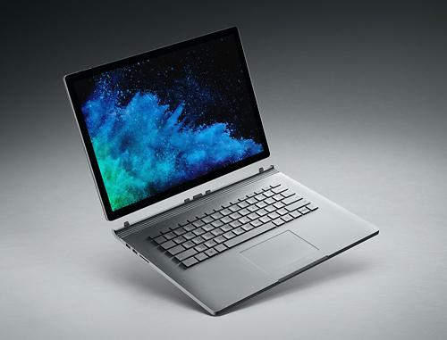Surface Book 2 (צילום: מיקרוסופט)