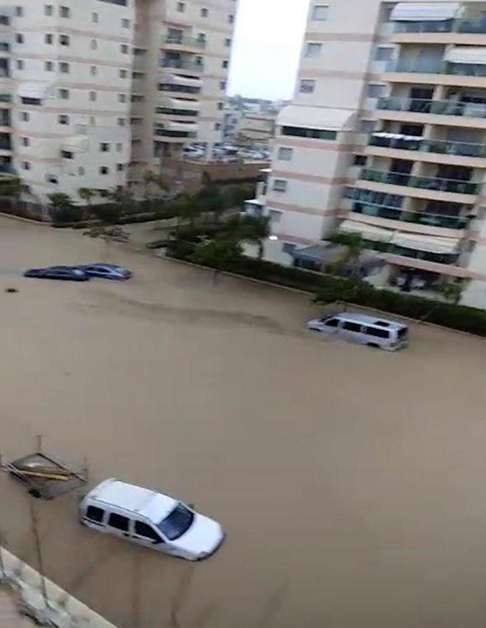 Floods in Ashkelon
