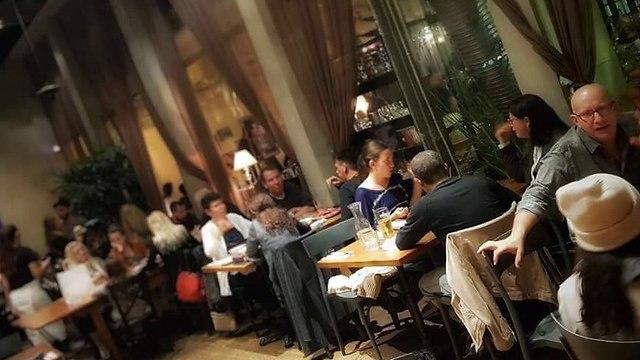 """""""המסעדנים החכמים באמת כבר לא מוכנים לשלם 200-400 שקלים למטר"""". צ'רלי צ'ק פוינט (צילום: יח""""צ) (צילום: יח"""