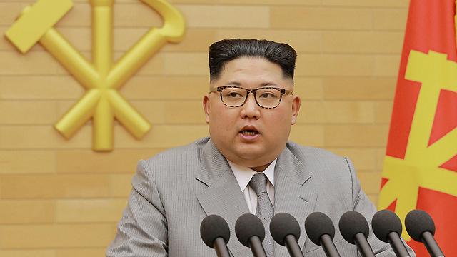 הפגת המתח היא אינה סיום הסכסוך. קים ג'ונג און (צילום: רויטרס) (צילום: רויטרס)