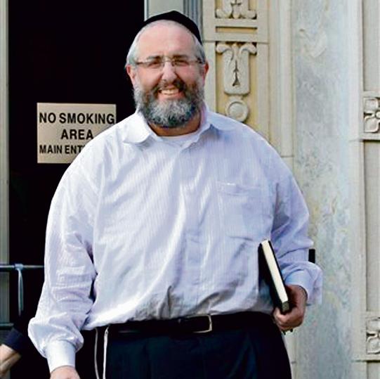 דיוויד וקס. נידון לשבע שנות מאסר על הכאת סרבן גט ישראלי