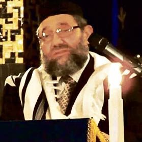 """איש הקשר לישראל, הרב אריה רלב""""ג. נעצר לאחר אירוע אחר שבו היה מעורב, ולא הופלל בתמורה לעדותו נגד שותפיו"""