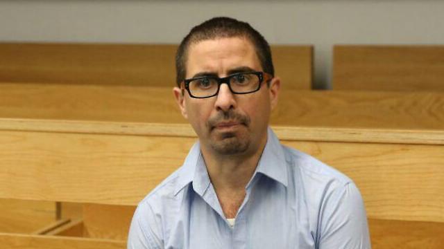 קסטיאל בבית המשפט בתל אביב (צילום: מוטי קמחי) (צילום: מוטי קמחי)