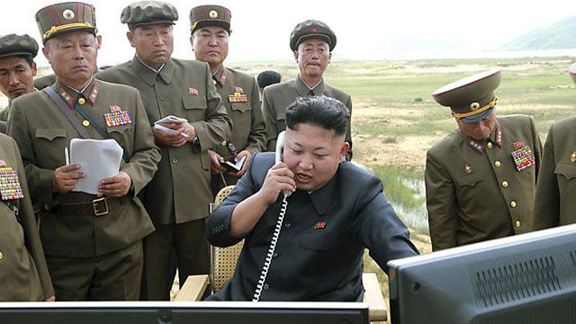 North Korean leader Kim Jong Un (Photo: Reuters/KCNA)