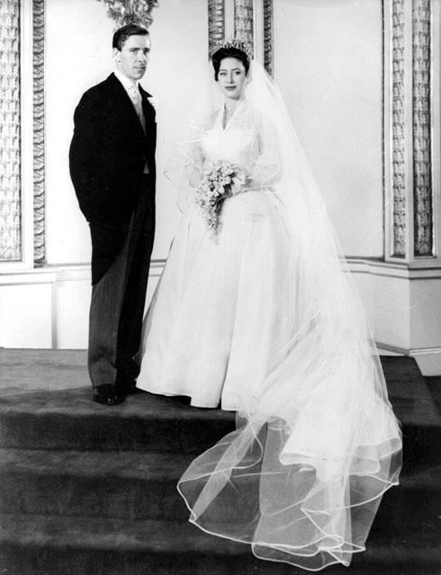הנסיכה האנגליה מרגרט ואנתוני ארמסטרונג-ג'ונס (צילום: Gettyimages)