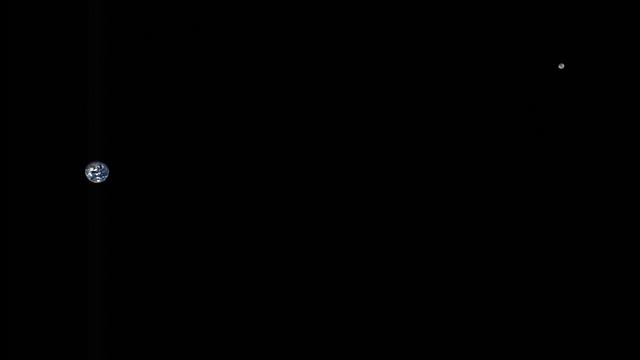 """ממרחק 5 מיליון קילומטרים (צילום: נאס""""א) (צילום: נאס"""