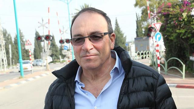 דב צור, ראש העיר (צילום: צביקה טישלר) (צילום: צביקה טישלר)