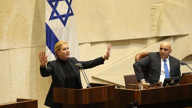 Ципи Ливни. Фото: Амит Шааби (Photo: Amit Shabi)