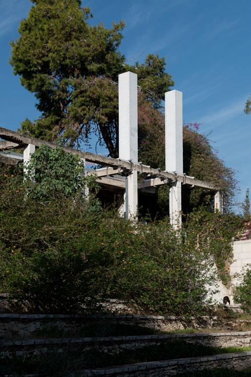 גן אברהם נולד בתוכניתו של האדריכל המהולל ריכרד קאופמן, ומעצביו בהמשך היו מהשורה הראשונה (צילום: גדעון לוין)