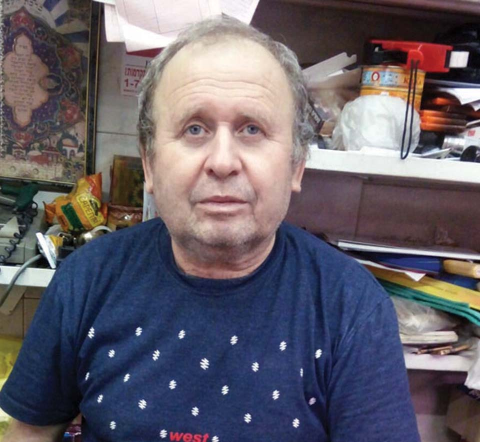"""Александр Товман. Фото: """"Вести"""""""