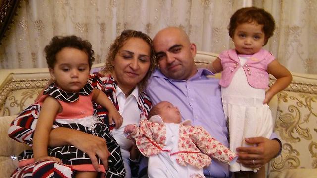 המשפחה שבה לירושלים מחשש לחייהם ()