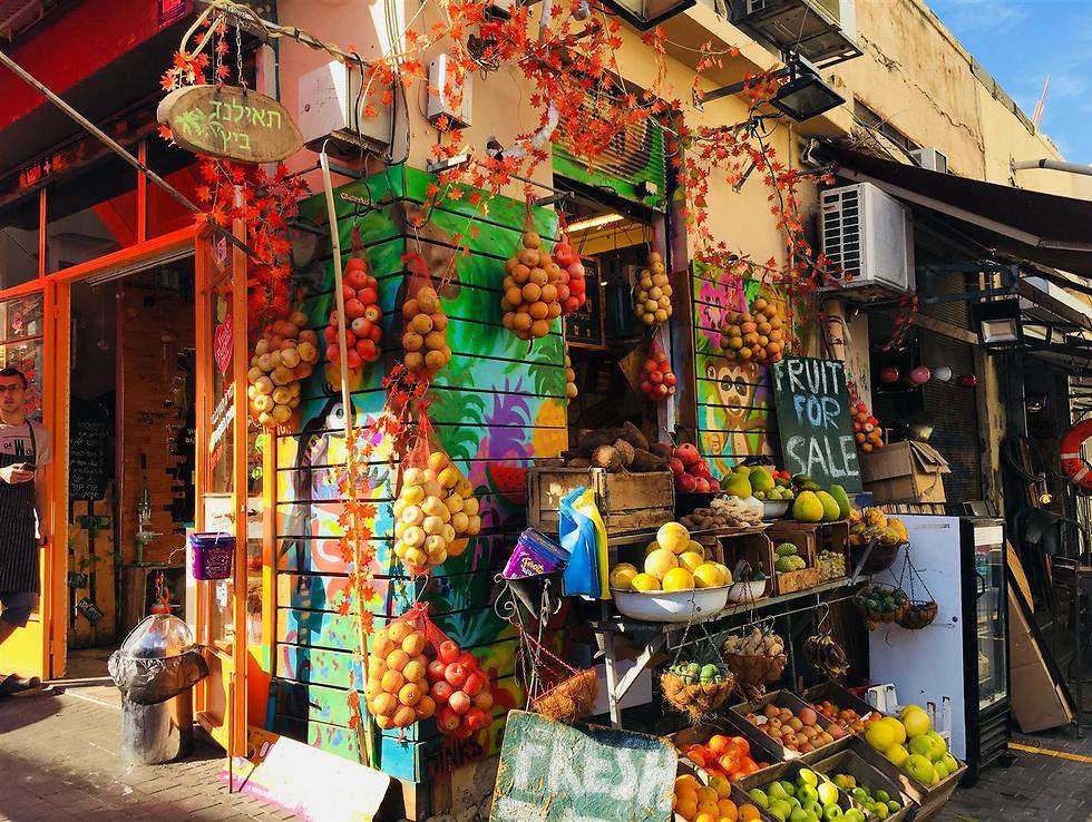 כמעט כמו בתאילנד (צילום: לין לוי) (צילום: לין לוי)
