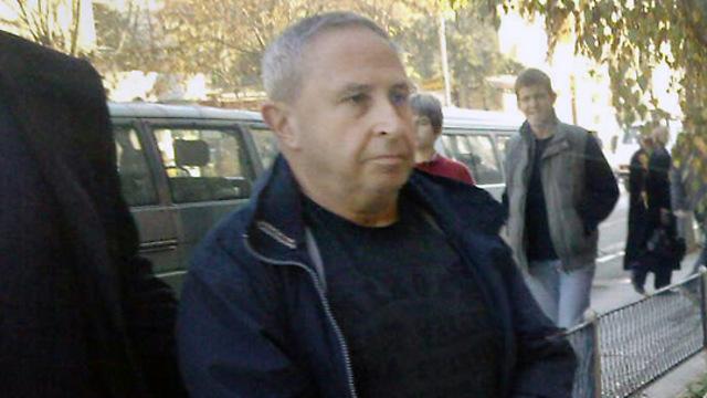 Moshe Harel (Photo: AP)