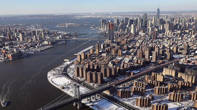 Нью-Йорк. Фото: AFP