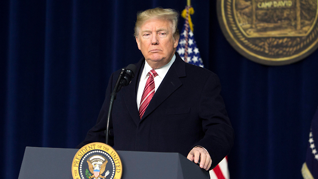 הנשיא דונלד טראמפ (צילום: MCT) (צילום: MCT)