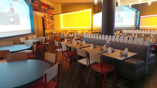 בישול משותף: המסעדה להורים וילדים (צילום: אביבית צנטי) (צילום: אביבית צנטי)