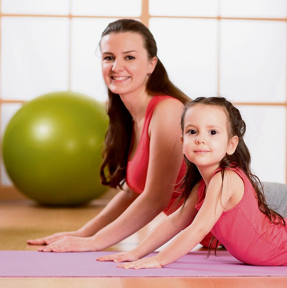 זמן איכות עם הילדים. וגם פעילות בריאה (צילום: shutterstock) (צילום: shutterstock)