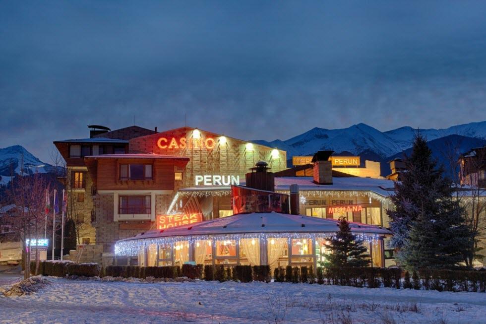 """מפלט מהשלג. בנסקו (צילום: יח""""צ) (צילום: יח"""