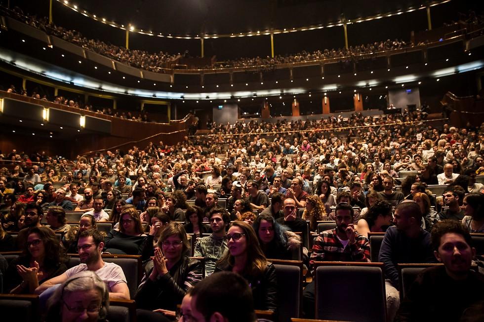 האופרה כמרקחה. גמר הסלאם הגדול (צילום: גאיה טרטל) (צילום: גאיה טרטל)