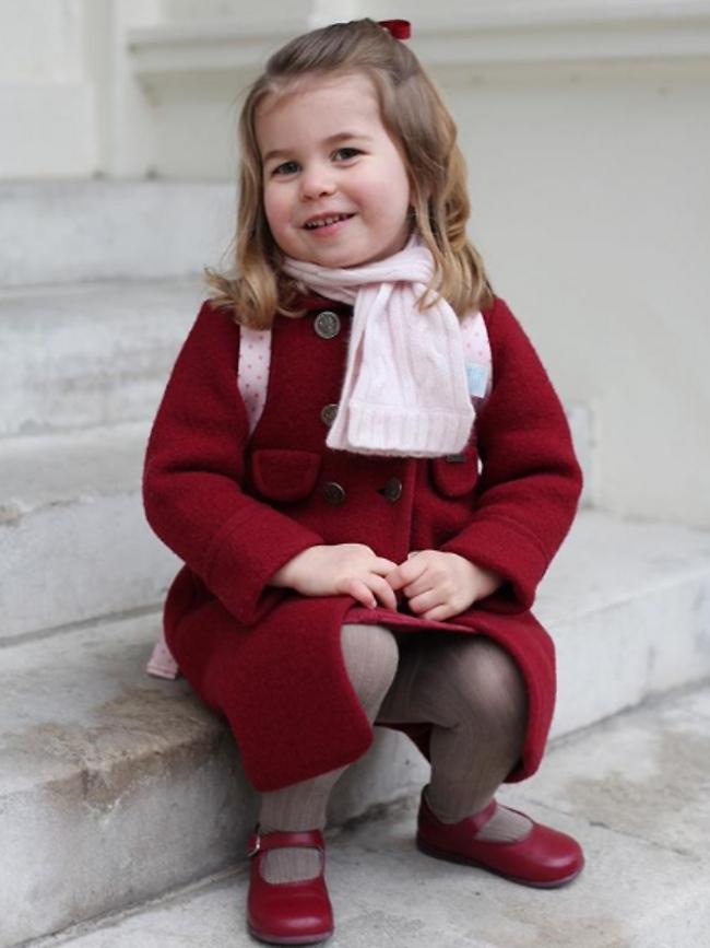"""""""הבוס של הארמון"""". הנסיכה שרלוט"""