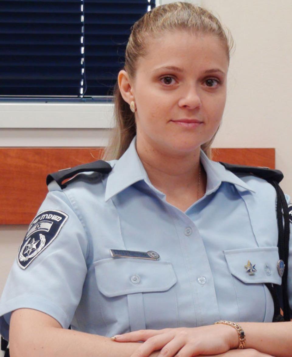 Следователь Марина Костылева. Фото: пресс-служба полиции