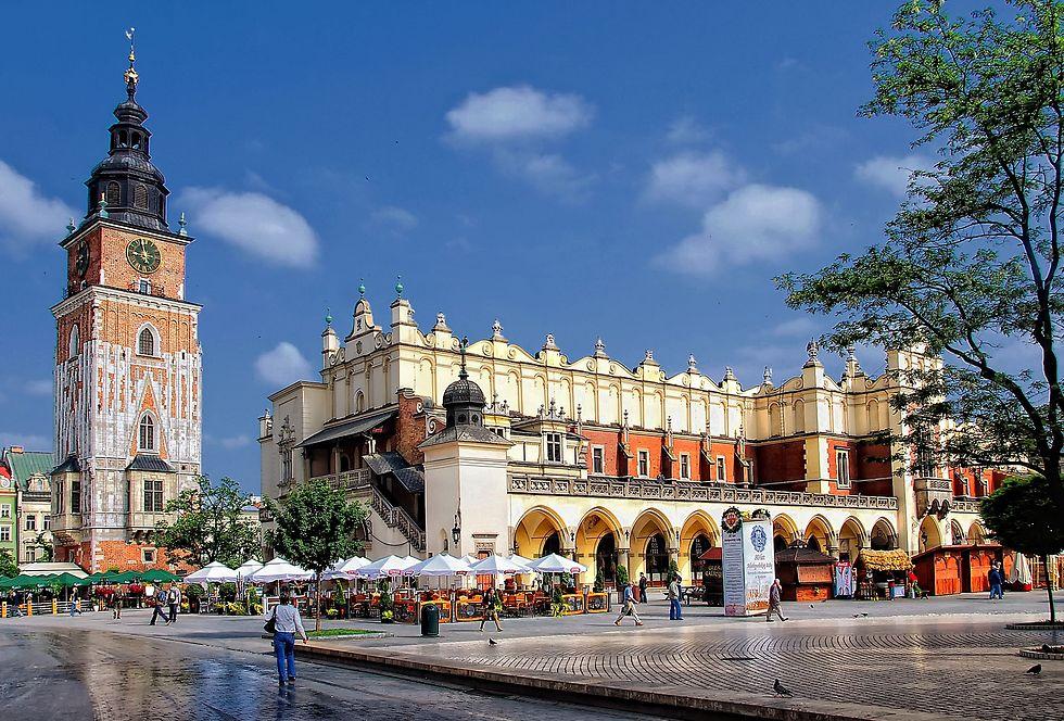 היעד החזק של מזרח אירופה: קרקוב ()