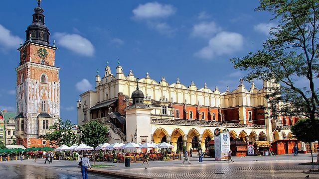 קרקוב, פולין ()