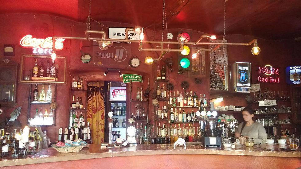 בית הקפה מחנוף (צילוםף מורן בוהדנה)
